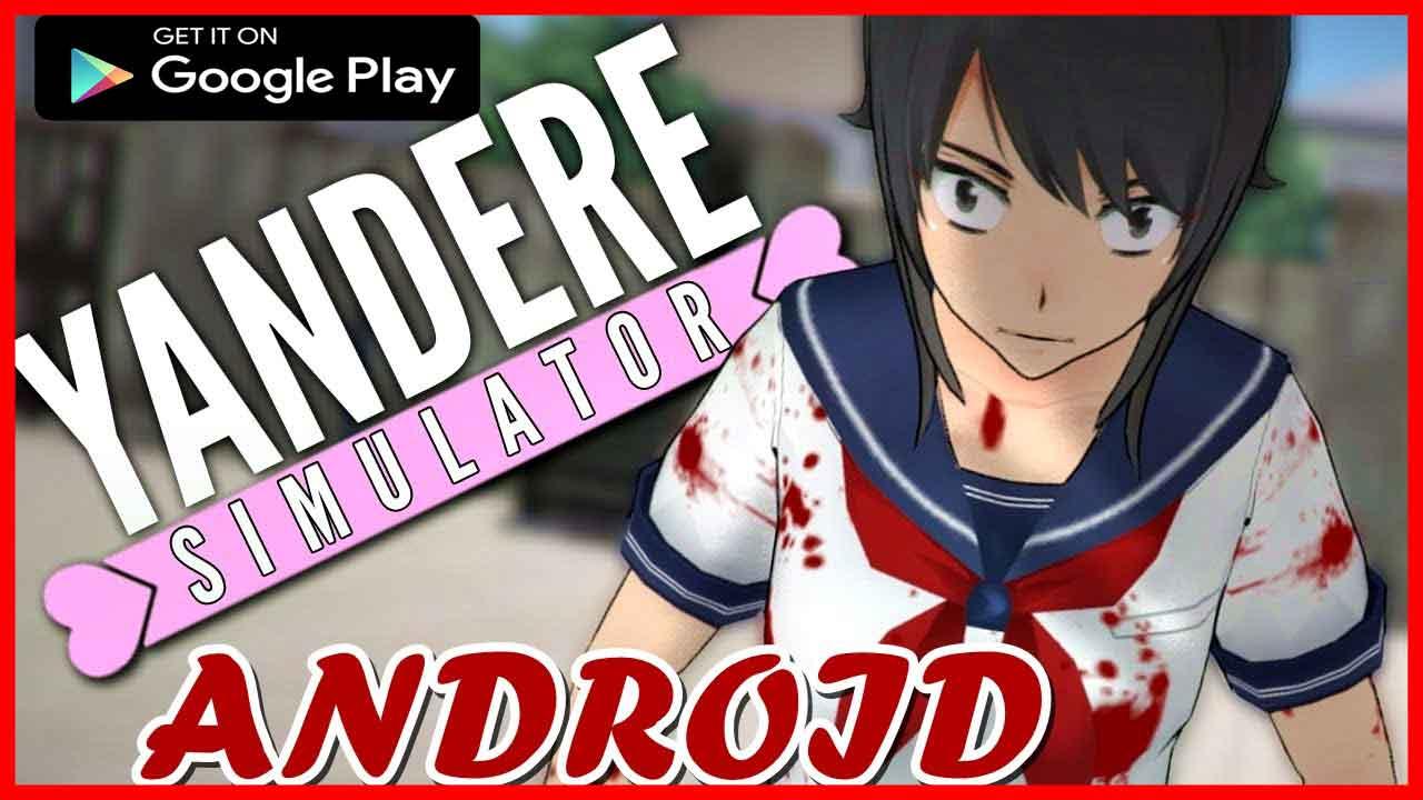 تحميل لعبة yandere simulator كاملة للاندرويد