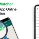 تحميل برنامج wa watcher